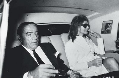 40 years from the death of Aristotle Onassis | la dolce vita di andrea