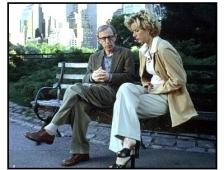 Tea Leoni Woody Allen